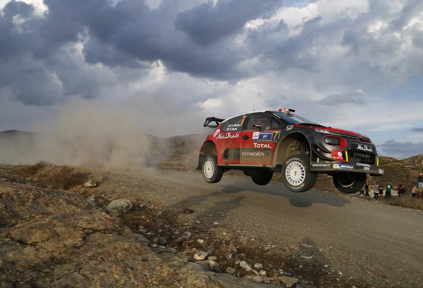 WRC 2017, le foto più belle del Rally del Messico (4)