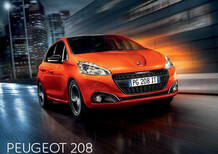 Peugeot 208 con sconto e canone 100 € / mese