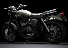 Triumph Scrambler Jurassic World, all'asta contro il cancro