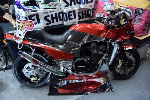 33° Osaka Motorcycle Show, le foto (6)