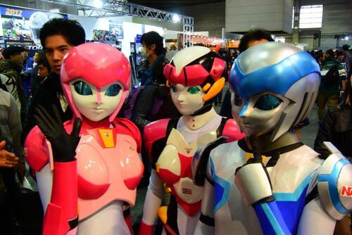 33° Osaka Motorcycle Show, le foto (3)