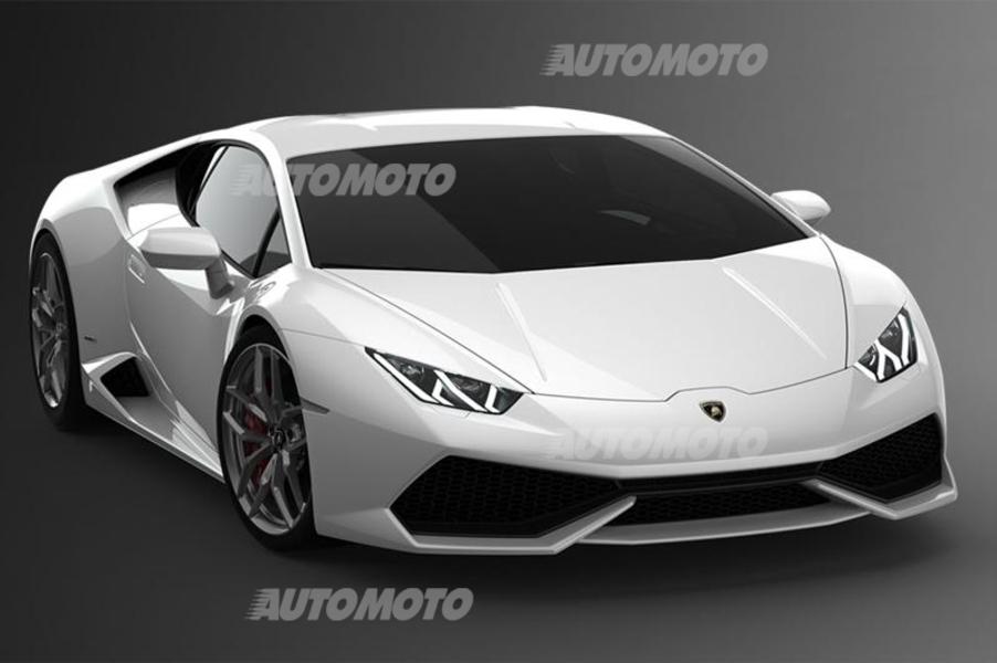 Lamborghini Huracán Coupé (3)