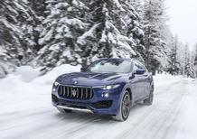 Maserati Levante, al top su neve e fango con la trazione integrale Q4  [Video]
