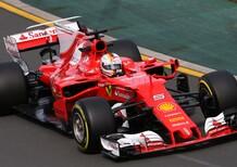 F1, GP Australia 2017: Ferrari, il risultato parla da sé