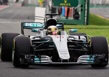 F1, GP Australia 2017: dove ha patito la Mercedes?