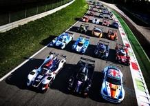Motori accesi anche di notte a Monza per i test ELMS