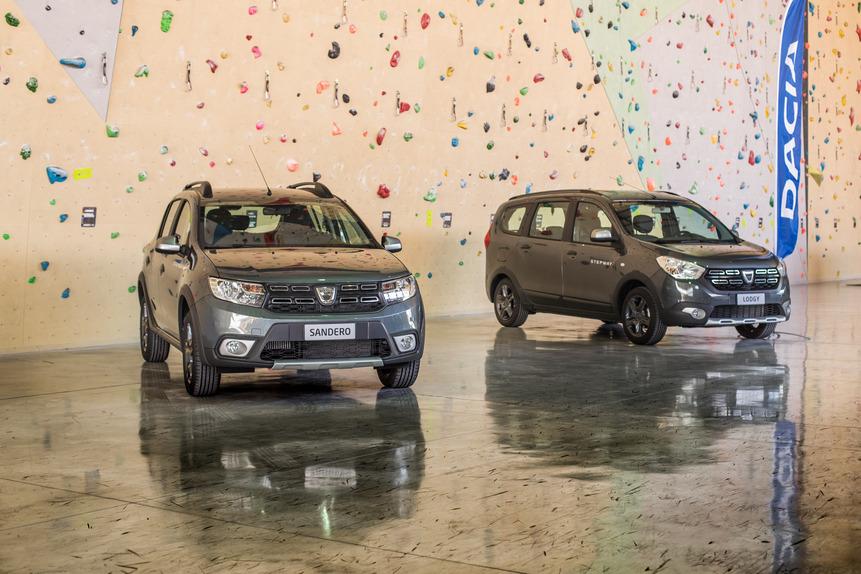 Dacia: ecco la serie speciale Brave (5)