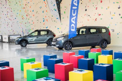 Dacia: ecco la serie speciale Brave (7)