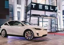 Capitali cinesi per Tesla: acquisito il 5% da Tencent