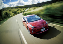 Toyota Prius | Test drive #AMboxing