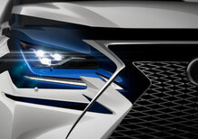 Lexus NX restyling 2017, il debutto a Shanghai