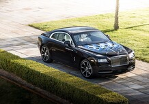 "Rolls-Royce Wraith, ""Inspired by British Music"""