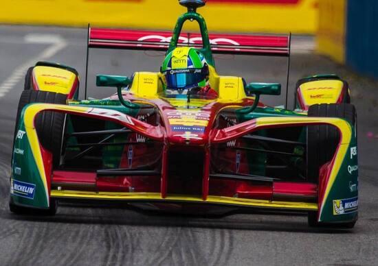 Formula E, ePrix del Messico: vince di Grassi