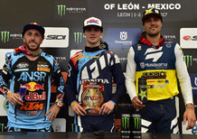 MXGP 2017. GP del Messico, interviste dal podio