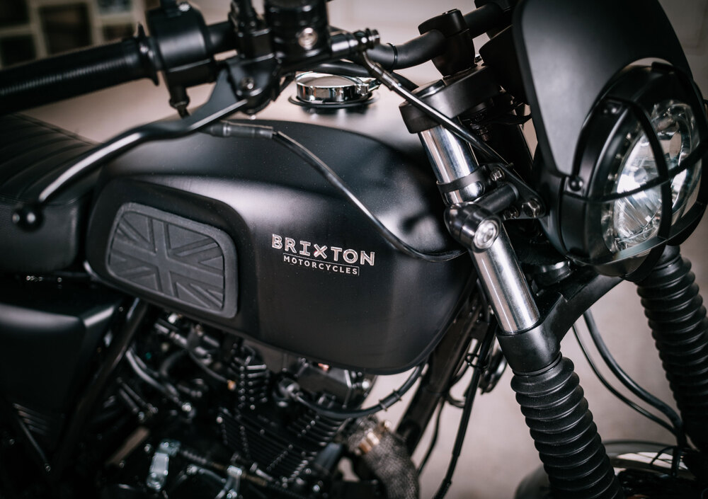 Brixton Motorcycles BX 125 X Scrambler EFI (2017 - 19) (5)