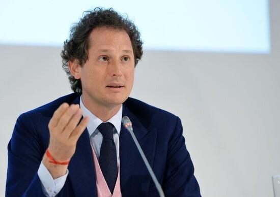 Elkann: «Marchionne lascia nel 2019»