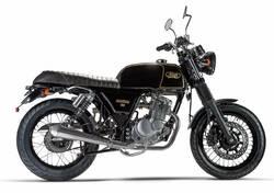 Mash Italia Black Seven 125 (2017 - 19) nuova