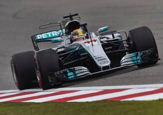 F1, GP Cina 2017: vince Hamilton. Secondo Vettel