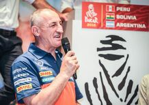 Dakar 2018: la presentazione di Milano. L'intervista a Giò Sala