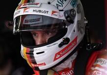 F1, GP Bahrain 2017: caschi, questione di particolari