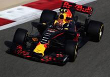 F1, GP Bahrain 2017, FP3: Verstappen al top