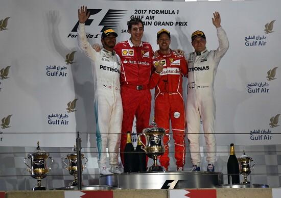 Formula 1: la classifica piloti e costruttori dopo il GP del Bahrain