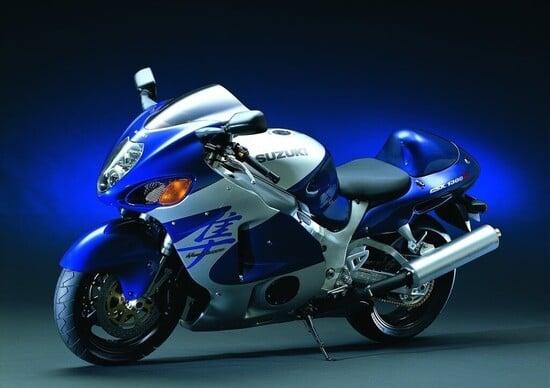 Le Belle e Possibili di Moto.it: Suzuki GSX 1300 R Hayabusa
