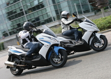 Kawasaki J300 by Polini vs J300