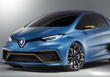Renault Zoe E-Sport Concept, più veloce di una Formula E