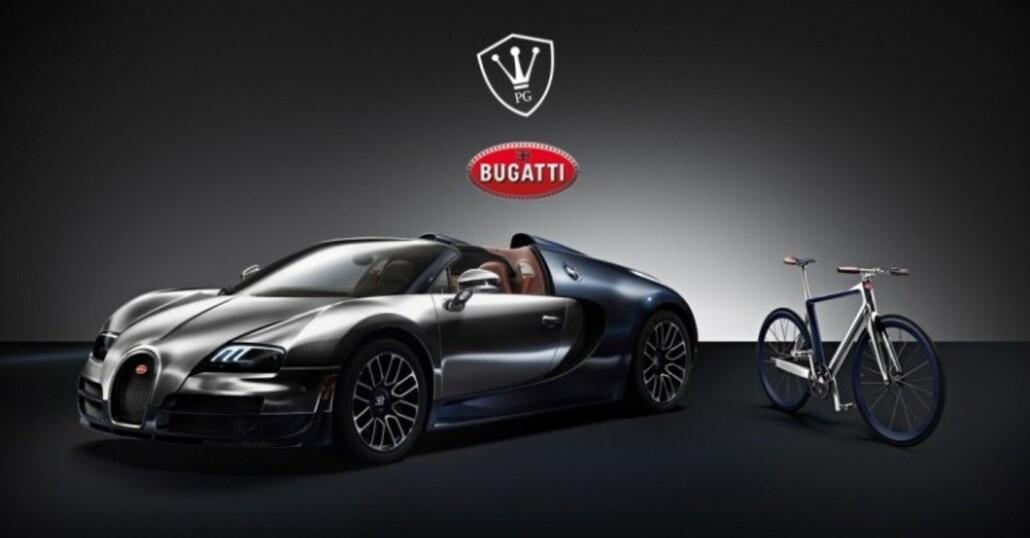 PG Bugatti Bike: cifra da record per la bici più leggera del mondo