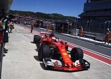 F1, GP Russia 2017: Ferrari, finalmente c'è il passo giusto