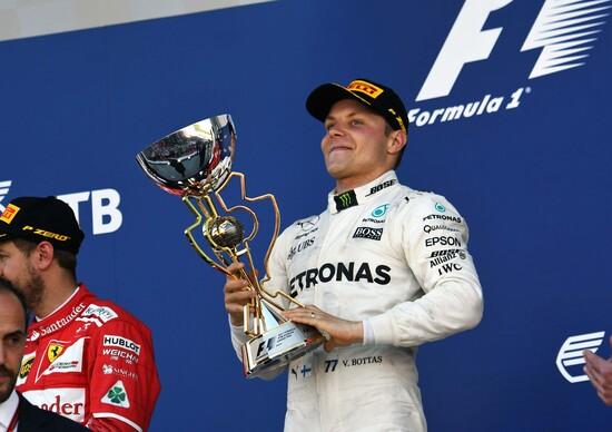 Formula 1, GP Russia 2017: il mondiale dei tardoni