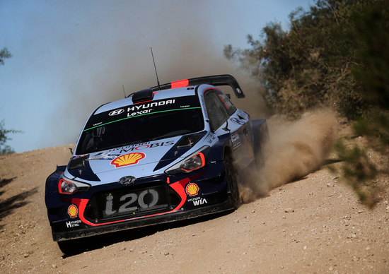 WRC17 Argentina. Neuville (Hyundai) Rovescia il Mondo e Vince!