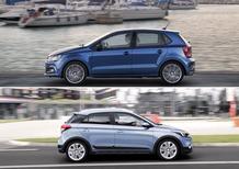 Quale comprare, Confronto: Hyundai i20 1.2 Vs Volkswagen Polo 1.0