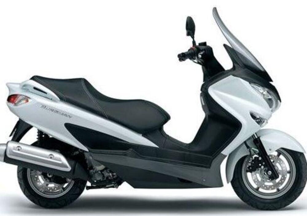 Suzuki Burgman 200 (2017 - 19)