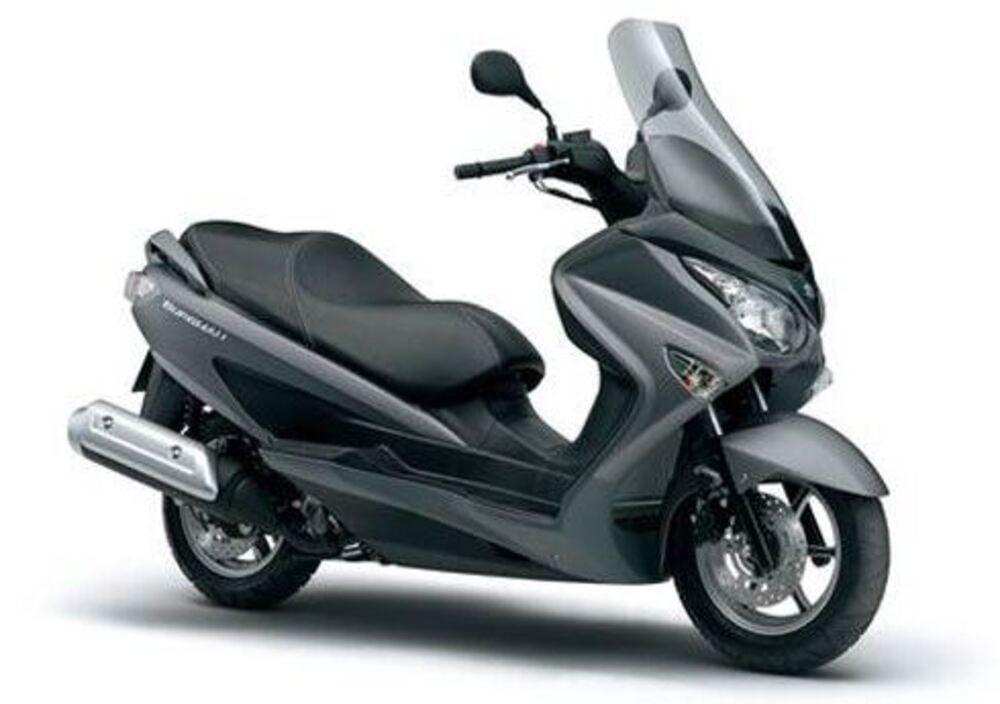 Suzuki Burgman 200 (2017 - 19) (4)
