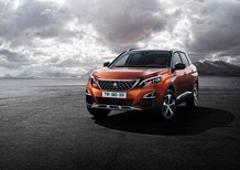 Peugeot 3008, test per la guida autonoma a settembre