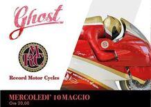 Ghost Night  mercoledì 10 maggio da Ciapa la Moto