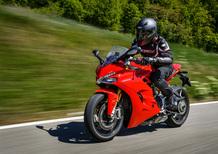 Ducati SuperSport S: il ritorno dei semimanubri