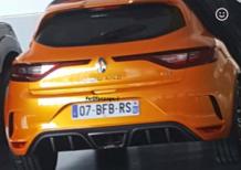 Renault Megane RS, pronta la terza generazione